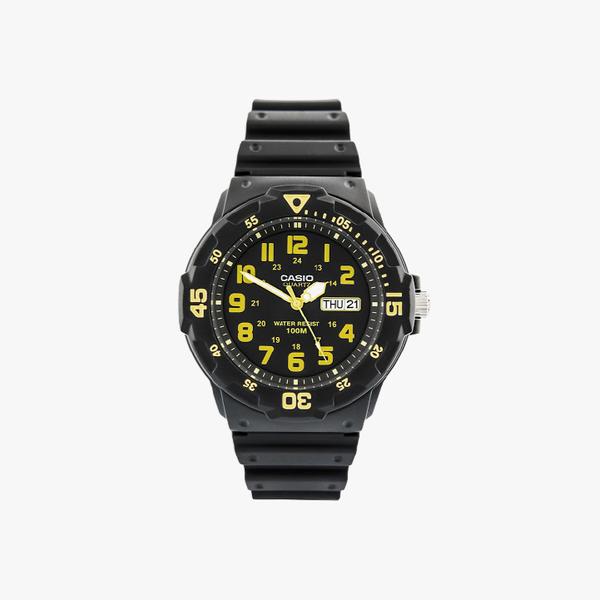 [ประกันร้าน] CASIO นาฬิกาข้อมือผู้ชาย รุ่น MRW-200H-9B Standard Black