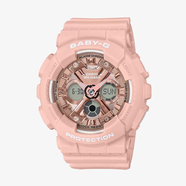 Baby-G Rose Gold Dial - Pink