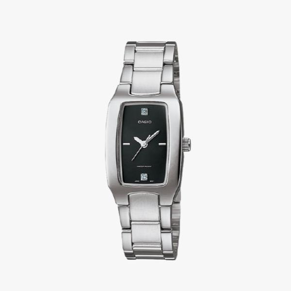 [ประกันร้าน] CASIO นาฬิกาข้อมือผู้หญิง รุ่น LTP1165A-1C2-S Enticer Series