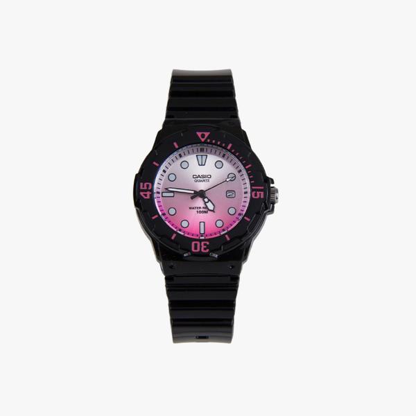 [ประกันร้าน] CASIO นาฬิกาข้อมือผู้ชาย รุ่น LRW-200H-4E General Pink Dial Pink