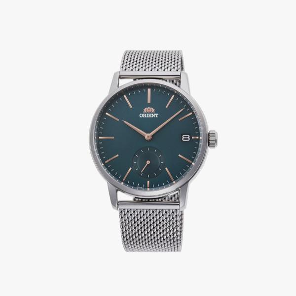Orient Quartz Contemporary Watch Metal Strap