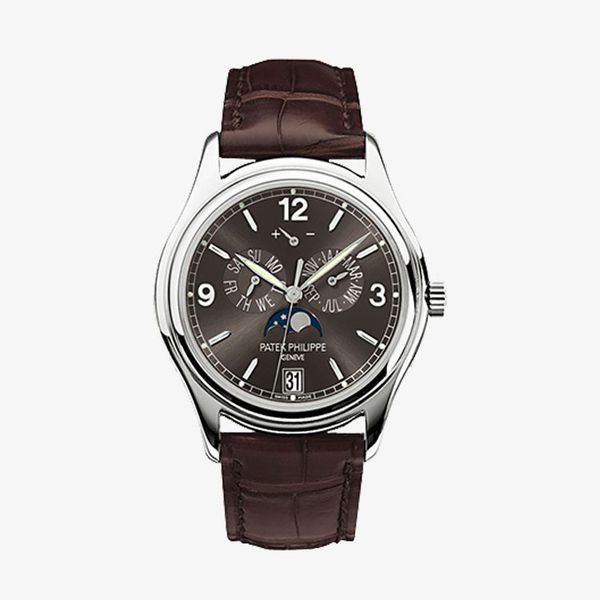 Complications Slate Grey Dial - Brown - 5146G-010