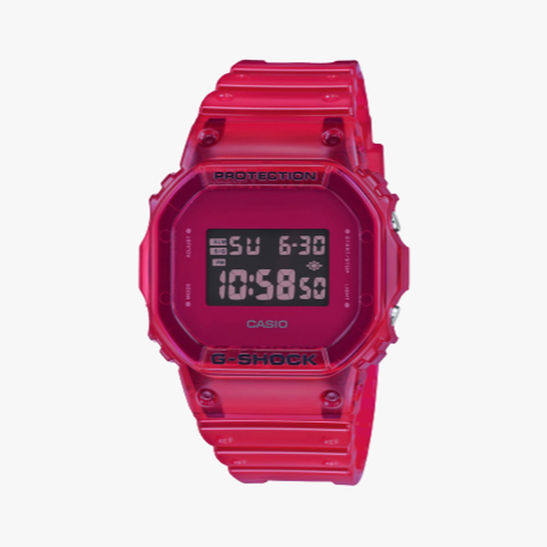 Casio G-Shock Special Color - Red