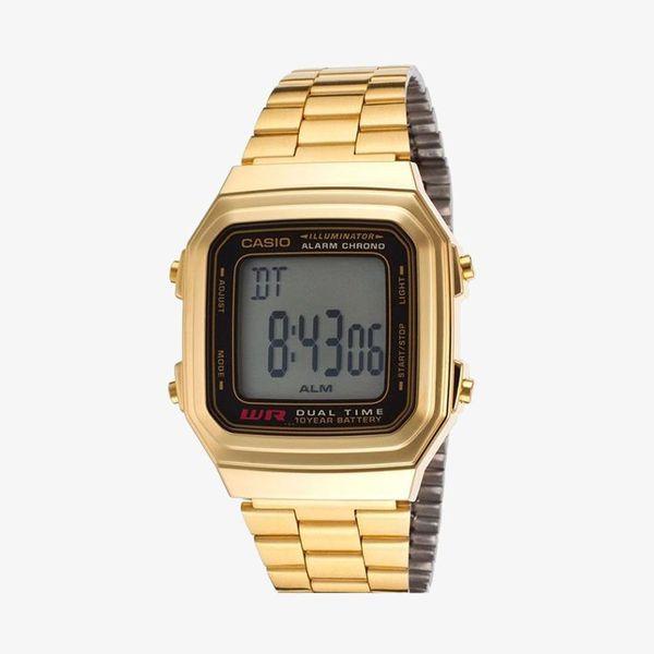 Casio Standard - Gold