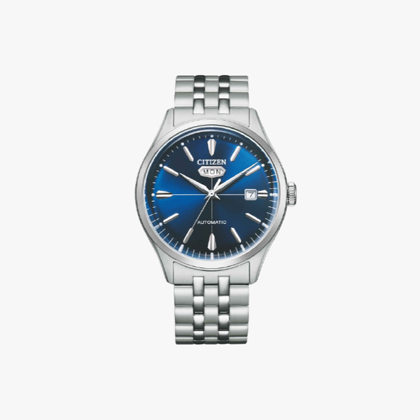 [ประกันร้าน] CITIZEN นาฬิกาข้อมือผู้ชาย รุ่น NH8390-71L Automatic Blue Dial
