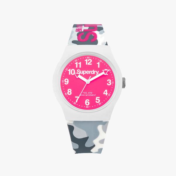 Superdry Urban pink CAMO SYG164EP
