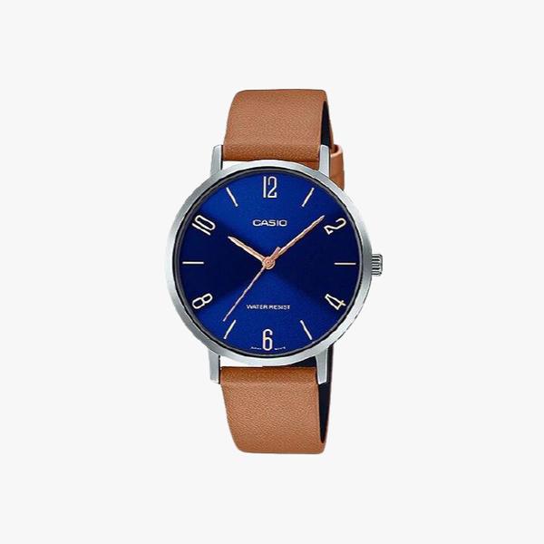 [ประกันร้าน] CASIO นาฬิกาข้อมือผู้หญิง รุ่น LTP-VT01L-2B2UDF-S Standard Black