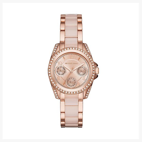 Chronograph Mini Blair Blush - Rose Gold