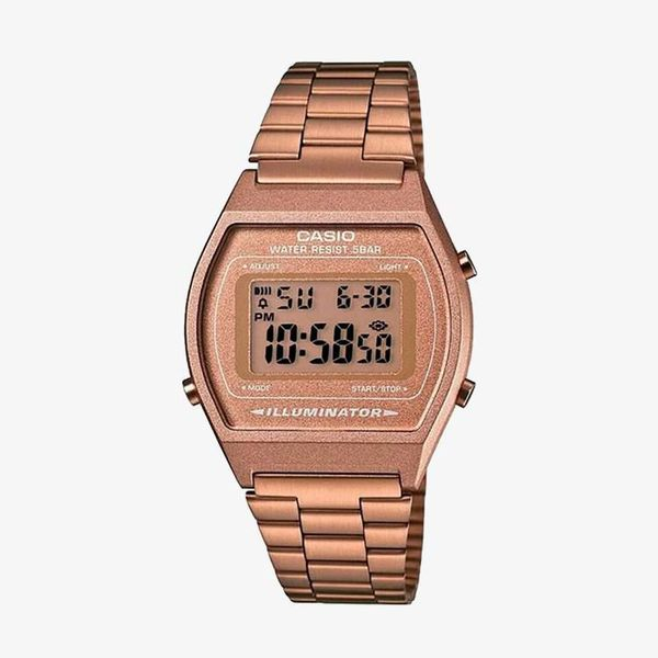 Casio Standard - Rose Gold