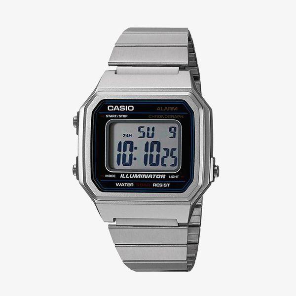 Casio Standard - Silver
