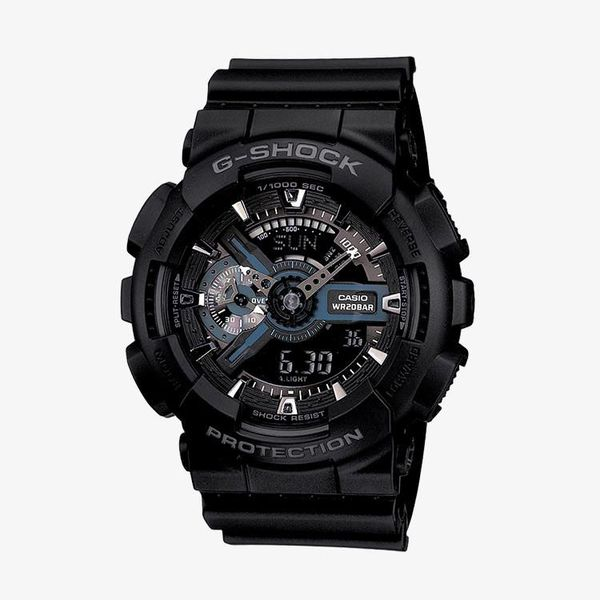 Casio G-Shock Black Dial - Black
