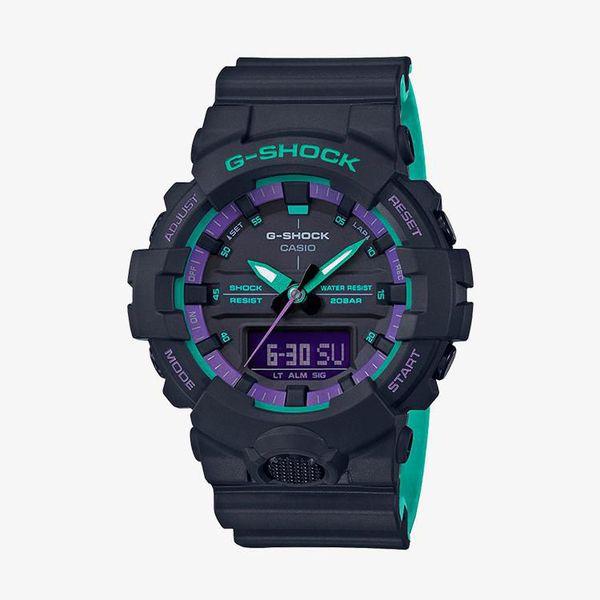 Casio G-Shock Black Dial - Black