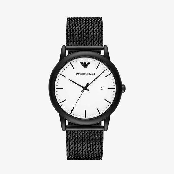 Dress White Dial - Black