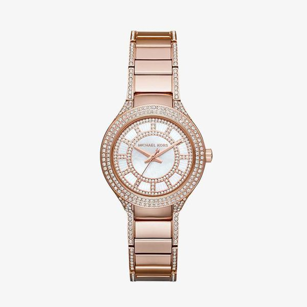 Mini Kerry Mother of Pearl Dial - Rose Gold - MK3443