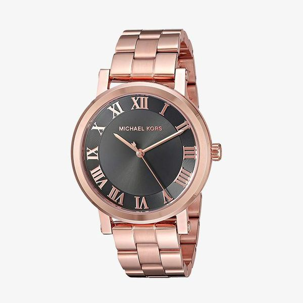 Norie Black Dial - Rose Gold - MK3585