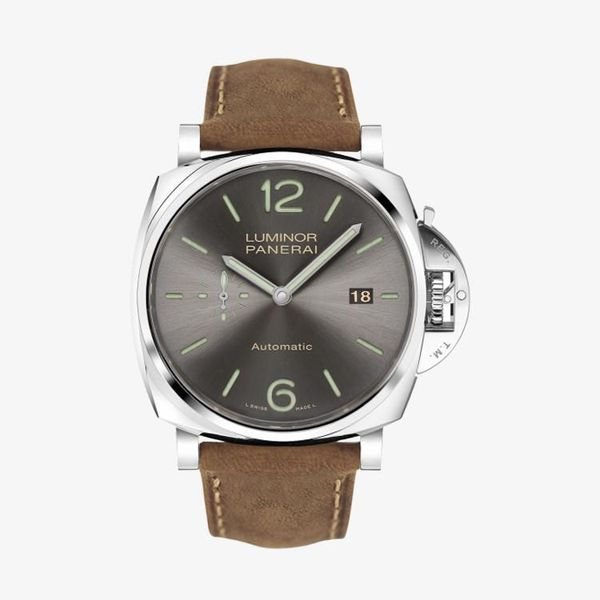 Luminor Automatic Grey Dial - Brown - PAM00904