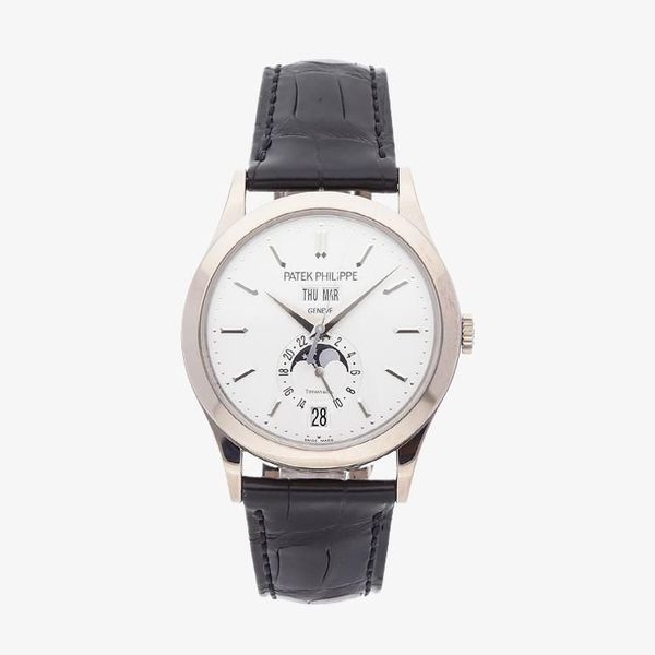 Grand Complications Silvery Opaline - Black - 5396G-011