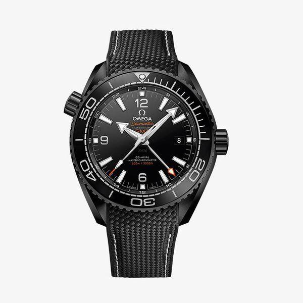 Seamaster Planet Ocean Automatic - Black - 215.92.46.22.01.001