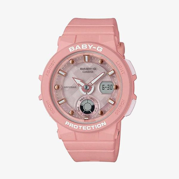 Casio Baby-G Pink Dial - Pink