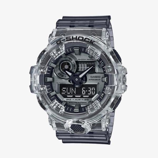 Casio G-Shock Grey Dial - Grey