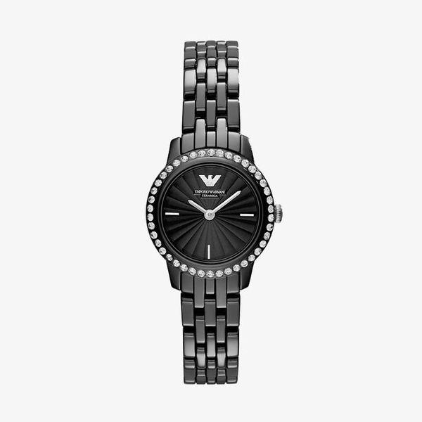 Ceramica Black Dial - Black - AR1480