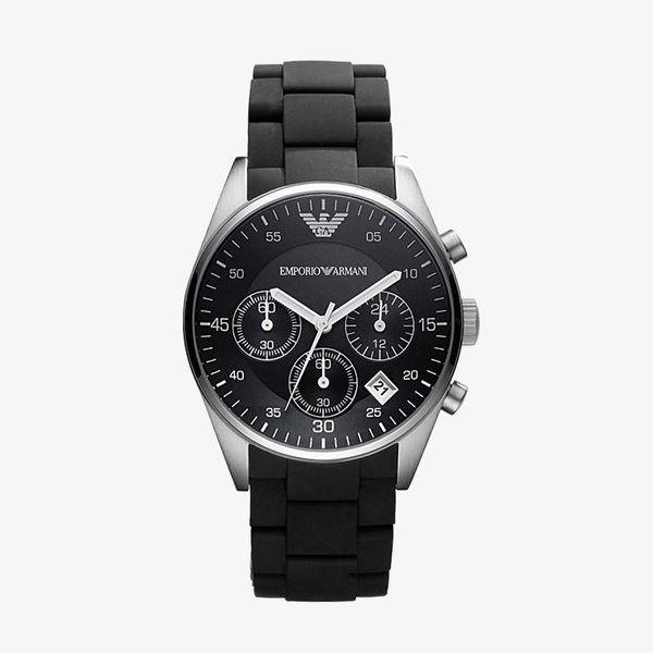 Sportivo Black Dial - Black - AR5868