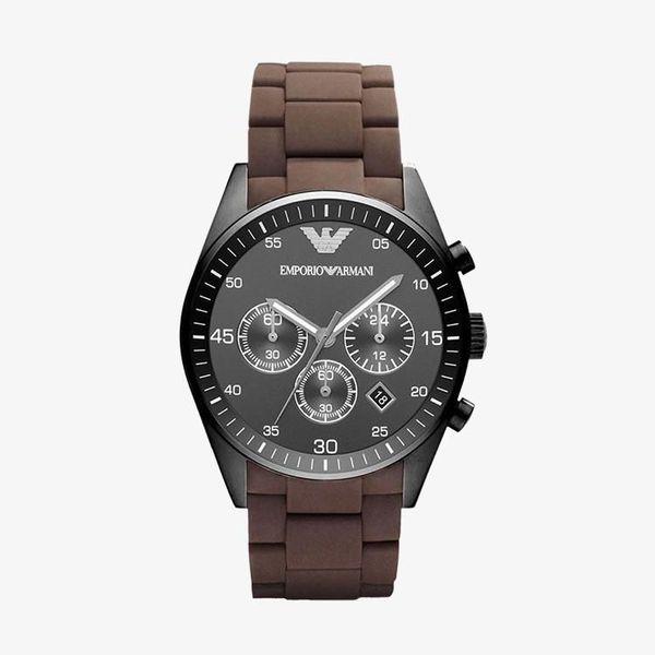 Sportivo Black Dial - Brown - AR5990