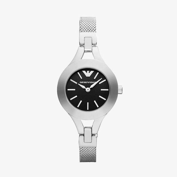 Classic Black Dial - Silver - AR7328