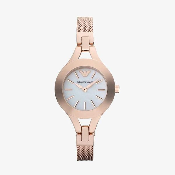 Classic Mother of Pearl Dial - Rose Gold