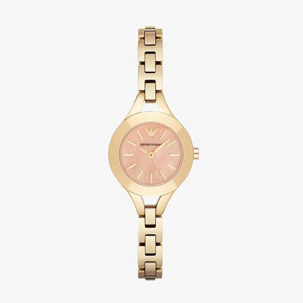 Dress Mother of Pearl Dial - Gold