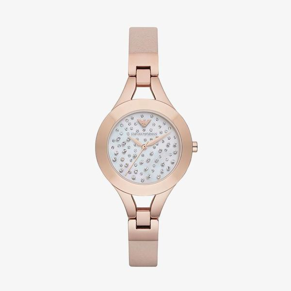 Dress Mother of Pearl Dial - Rose Gold
