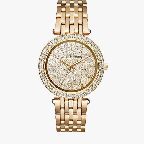 Darci Rose Gold Dial - Gold - MK3398
