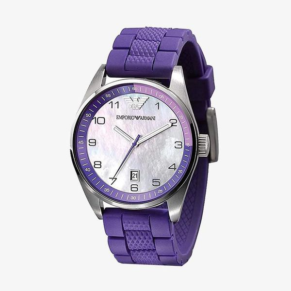 Sportivo Mother of pearl Dial - Purple -AR5881