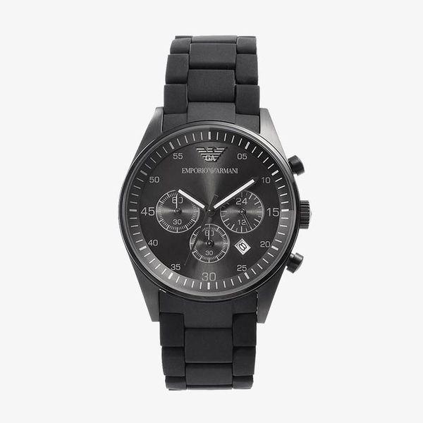 Sportivo Chronograph Black Dial - Black