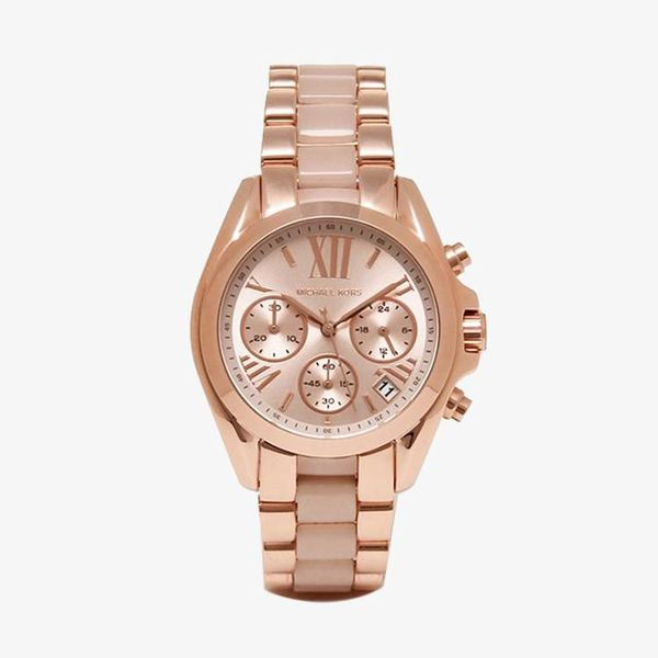 Mini Bradshaw Chronograph Rose Gold Dial - Rose Gold