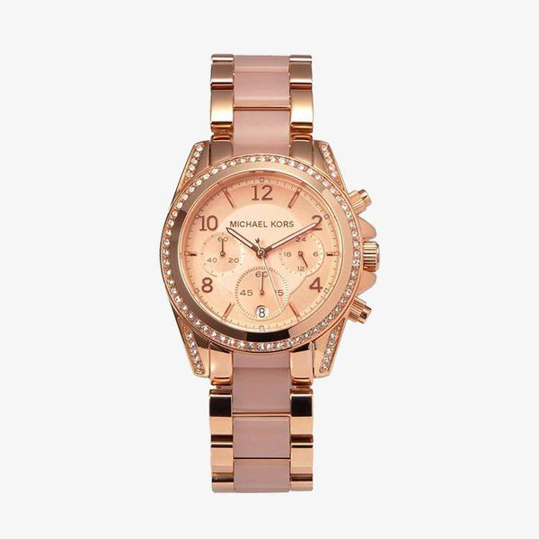 Blair Chronograph Rose Gold Acetate - Rose Gold