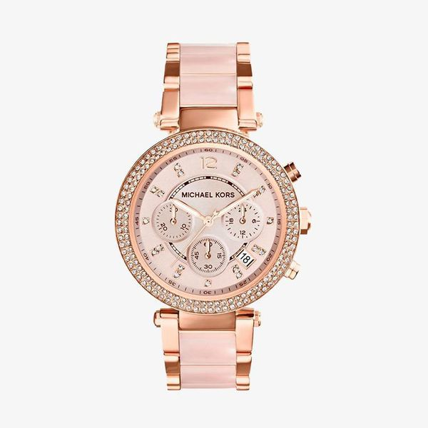 Parker Blush Dial - Rose Gold