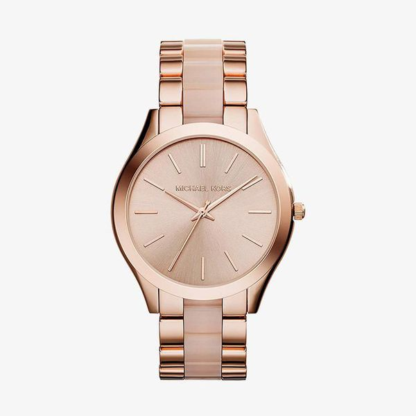 Slim Runway Rose Gold Dial - Rose Gold