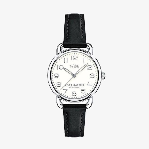 Delancey White Dial - Black -14502247