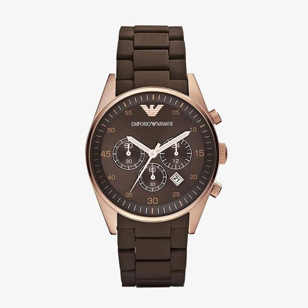 Sportivo Chronograph Brown Dial - Brown