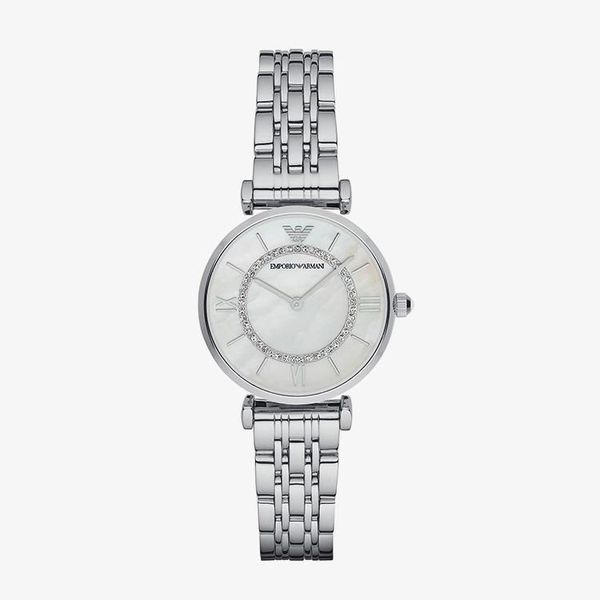 Classic Mother of Pearl Dial - Silver