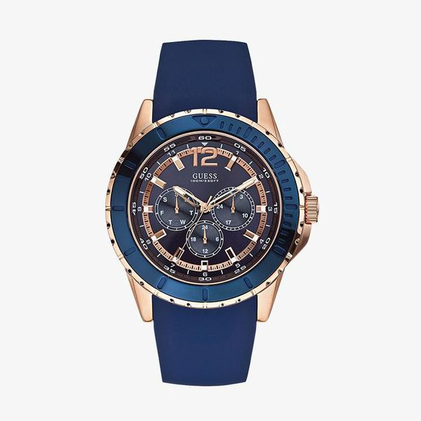 Maverick Blue Dial - Blue - W0485G1