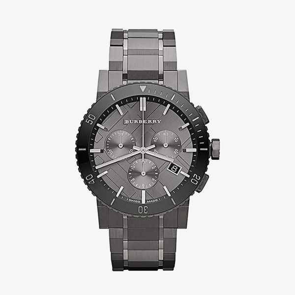 The City Chronograph - Black - BU9381