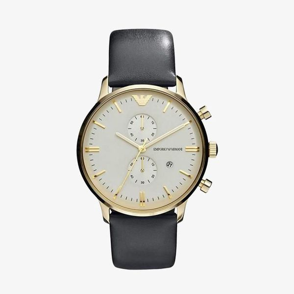 Classic Champagne Dial - Black