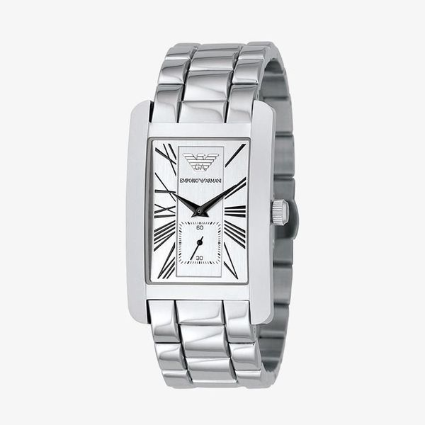 Classic Series Silver Dial - Silver - AR0145