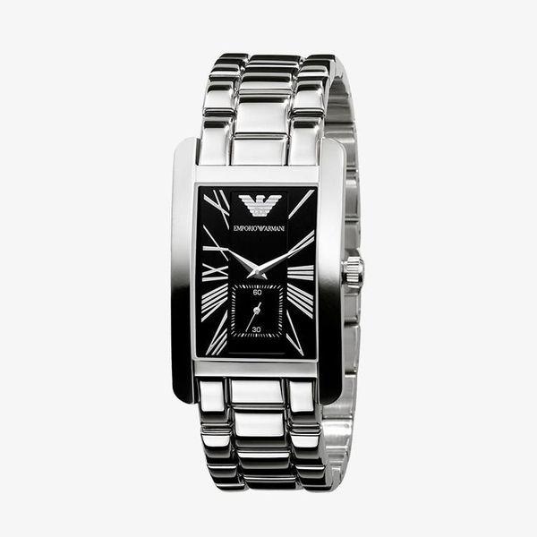 Classic Black Dial - Silver
