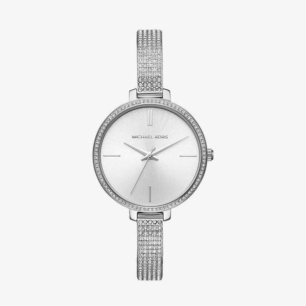 Jaryn Silver Dial - Silver - MK3783