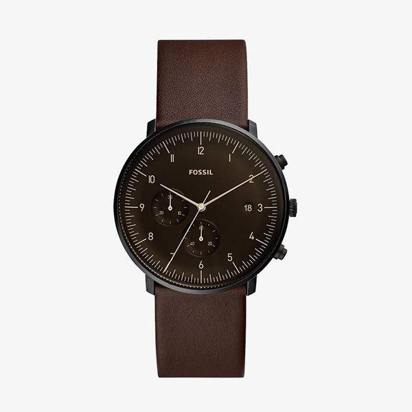 Chase Timer Black Dial - Brown - FS5485