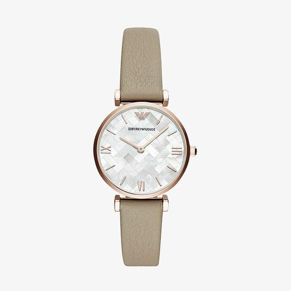 Dress - Mothercof Pearl Mosaic Dial - Beige - AR1111