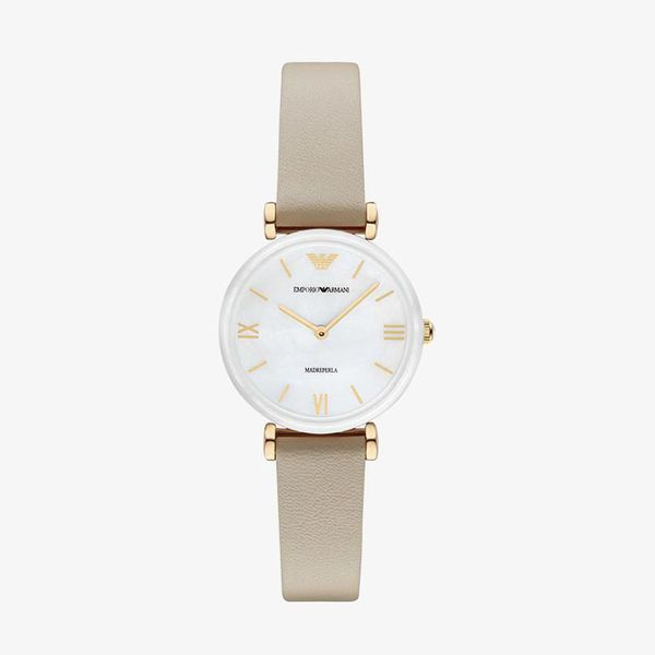 Retro Mother of Pearl Dial - Beige